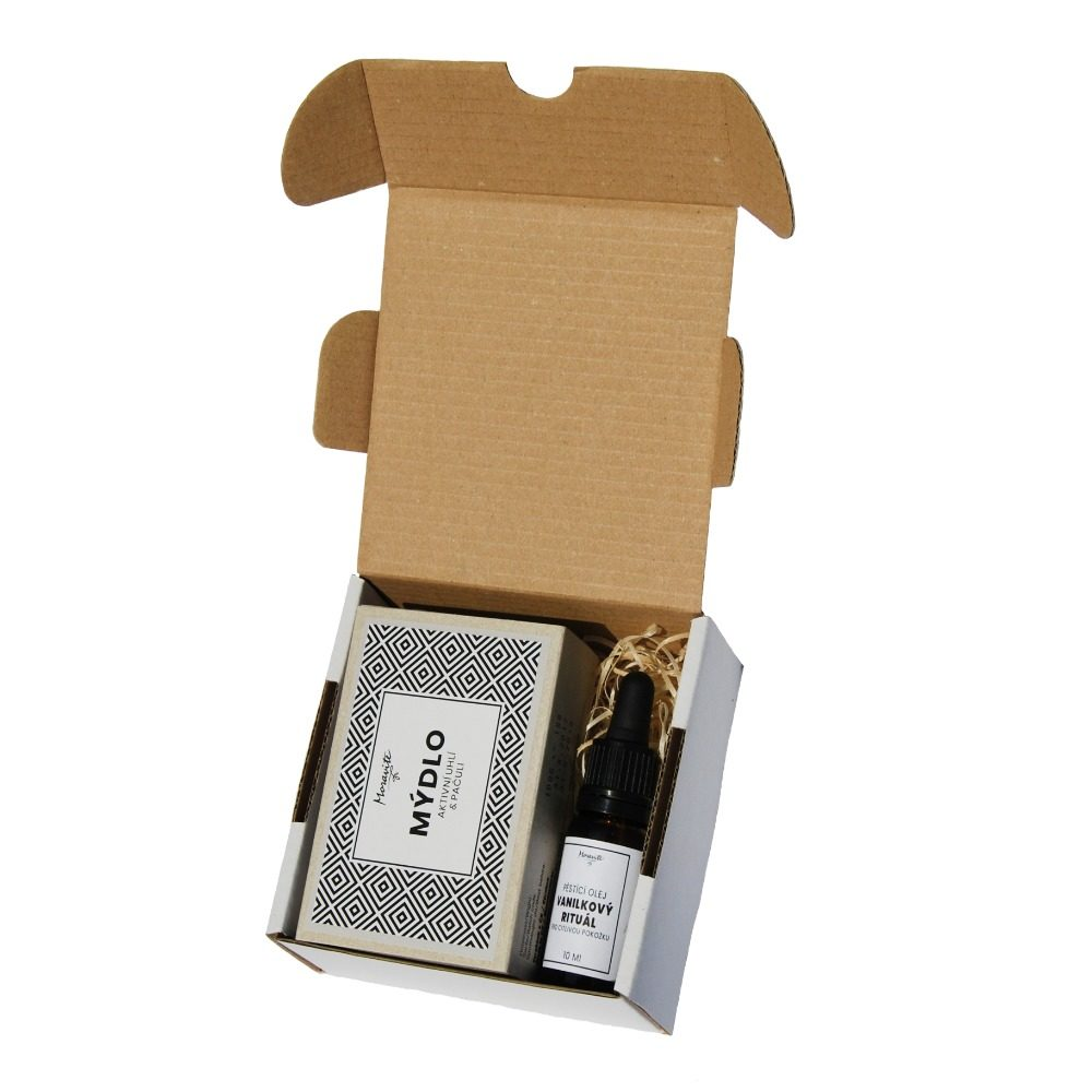 """˂img src=""""dárkový balíček pro muže.jpg""""alt=""""otevřený dárkový balíček pro muže""""˃"""
